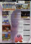 Scan du test de Kirby 64: The Crystal Shards paru dans le magazine GamePro 142