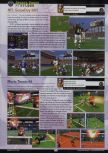 Scan of the preview of Mario Tennis published in the magazine GamePro 142