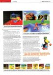 Scan of the preview of Diddy Kong Racing published in the magazine Edge 51