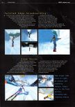 Scan of the preview of Twisted Edge Snowboarding published in the magazine Edge 54