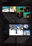 Scan of the preview of Snowboard Kids published in the magazine Edge 54