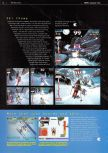 Scan of the preview of Nagano Winter Olympics 98 published in the magazine Edge 54