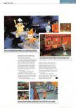 Scan of the preview of Starshot: Space Circus Fever published in the magazine Edge 58