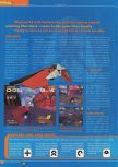 Scan of the preview of WipeOut 64 published in the magazine Total 64 19
