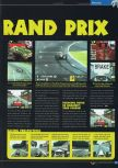 Scan of the preview of F-1 World Grand Prix published in the magazine Total 64 19, page 2