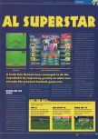 Scan of the preview of International Superstar Soccer 98 published in the magazine Total 64 19