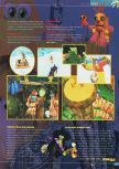 Scan of the walkthrough of Banjo-Kazooie published in the magazine Total 64 19