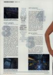 Scan of the preview of Perfect Dark published in the magazine Incite Video Gaming 3