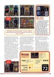 Scan of the review of Dr. Mario 64 published in the magazine Nintendo Gamer 1, page 2