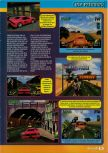 Scan of the preview of Cruis'n USA published in the magazine Consoles + 062, page 2