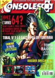 Magazine cover scan Consoles +  061