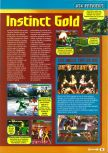 Scan of the preview of Killer Instinct Gold published in the magazine Consoles + 061