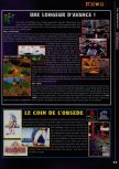 Scan of the preview of Rev Limit published in the magazine Consoles News 04