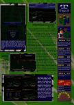 Scan of the review of FIFA 64 published in the magazine Consoles News 11