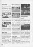 Scan of the walkthrough of Pilotwings 64 published in the magazine La bible des secrets Nintendo 64 1