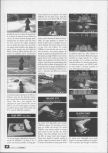 Scan of the walkthrough of Wave Race 64 published in the magazine La bible des secrets Nintendo 64 1, page 5