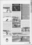 Scan of the walkthrough of Wave Race 64 published in the magazine La bible des secrets Nintendo 64 1, page 6