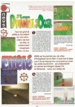 Scan of the preview of J-League Dynamite Soccer 64 published in the magazine Joypad 060, page 1