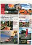 Scan of the preview of Cruis'n USA published in the magazine Joypad 060, page 2