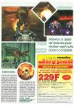 Scan de la preview de Doom 64 paru dans le magazine Joypad 062