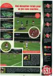 Scan of the review of FIFA 64 published in the magazine Joypad 064
