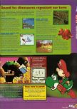Scan of the review of Yoshi's Story published in the magazine X64 04, page 4