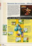 Scan of the review of Yoshi's Story published in the magazine X64 04, page 5