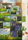 Scan of the review of Yoshi's Story published in the magazine X64 04, page 6