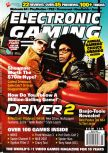 Cover scan of magazine Electronic Gaming Monthly  128