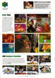Scan of the preview of Banjo-Tooie published in the magazine Electronic Gaming Monthly 128
