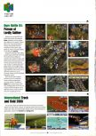 Scan of the preview of International Track & Field 2000 published in the magazine Electronic Gaming Monthly 128