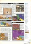 Scan of the walkthrough of Extreme-G published in the magazine X64 HS01, page 2