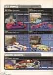 Scan of the walkthrough of Extreme-G published in the magazine X64 HS01, page 3