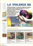 Scan of the walkthrough of Extreme-G published in the magazine X64 HS01, page 5
