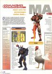 Scan of the walkthrough of Mace: The Dark Age published in the magazine X64 HS01, page 1