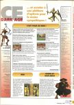 Scan of the walkthrough of Mace: The Dark Age published in the magazine X64 HS01, page 2