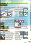 Scan of the walkthrough of Pilotwings 64 published in the magazine X64 HS1