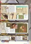 Scan of the walkthrough of Blast Corps published in the magazine X64 HS1, page 4