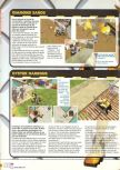 Scan of the walkthrough of Blast Corps published in the magazine X64 HS1, page 5