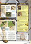 Scan of the walkthrough of Blast Corps published in the magazine X64 HS1, page 6