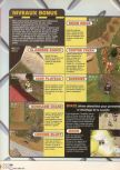 Scan of the walkthrough of Blast Corps published in the magazine X64 HS1, page 7