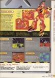 Scan of the walkthrough of Blast Corps published in the magazine X64 HS1, page 8
