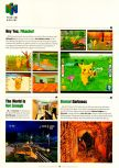 Scan of the preview of Eternal Darkness published in the magazine Electronic Gaming Monthly 131, page 1