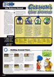 Scan of the walkthrough of Mystical Ninja 2 published in the magazine Expert Gamer 59