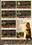 Scan of the walkthrough of WCW Nitro published in the magazine Expert Gamer 59, page 9
