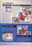 Scan of the walkthrough of Wayne Gretzky's 3D Hockey published in the magazine X64 HS02, page 3