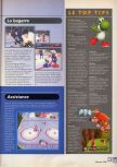 Scan of the walkthrough of Wayne Gretzky's 3D Hockey published in the magazine X64 HS02, page 4