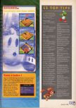 Scan of the walkthrough of Wetrix published in the magazine X64 HS2
