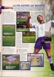 Scan of the walkthrough of World Cup 98 published in the magazine X64 HS2