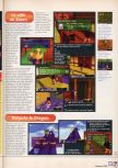Scan of the walkthrough of Mystical Ninja Starring Goemon published in the magazine X64 HS2